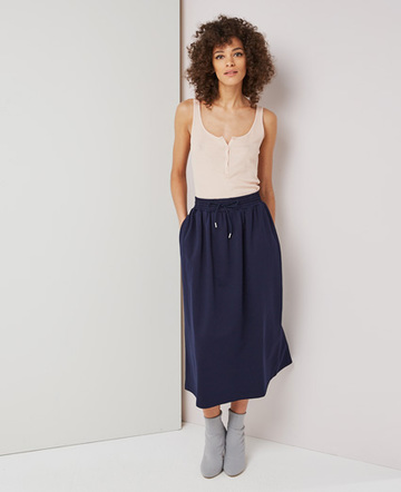 Sweatband full skirt