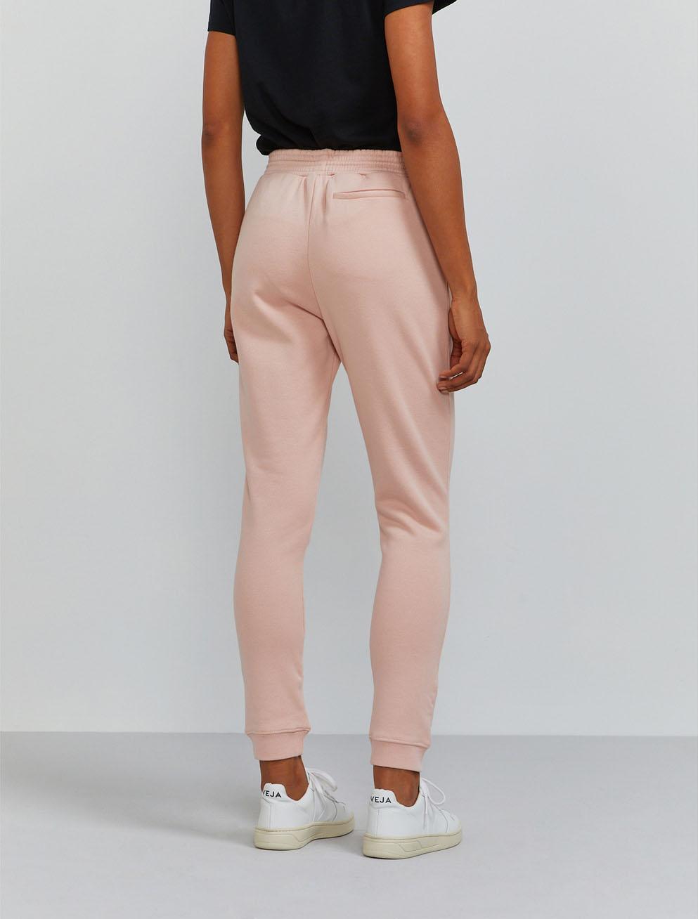 Slim leg sweatpants