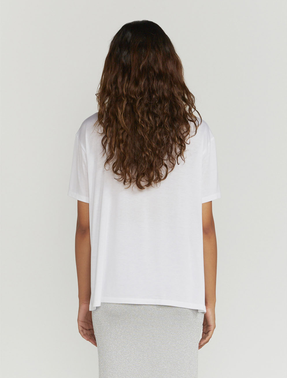 Stevie scoop-neck T-shirt