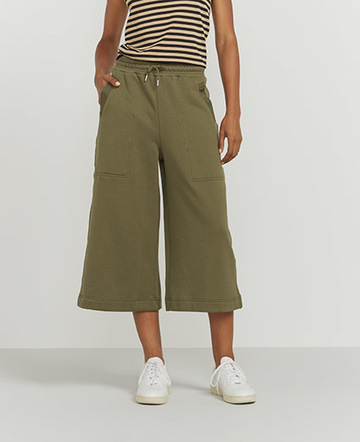 Utility loopback culotte