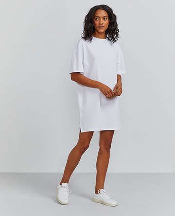 oversized T shirt dress