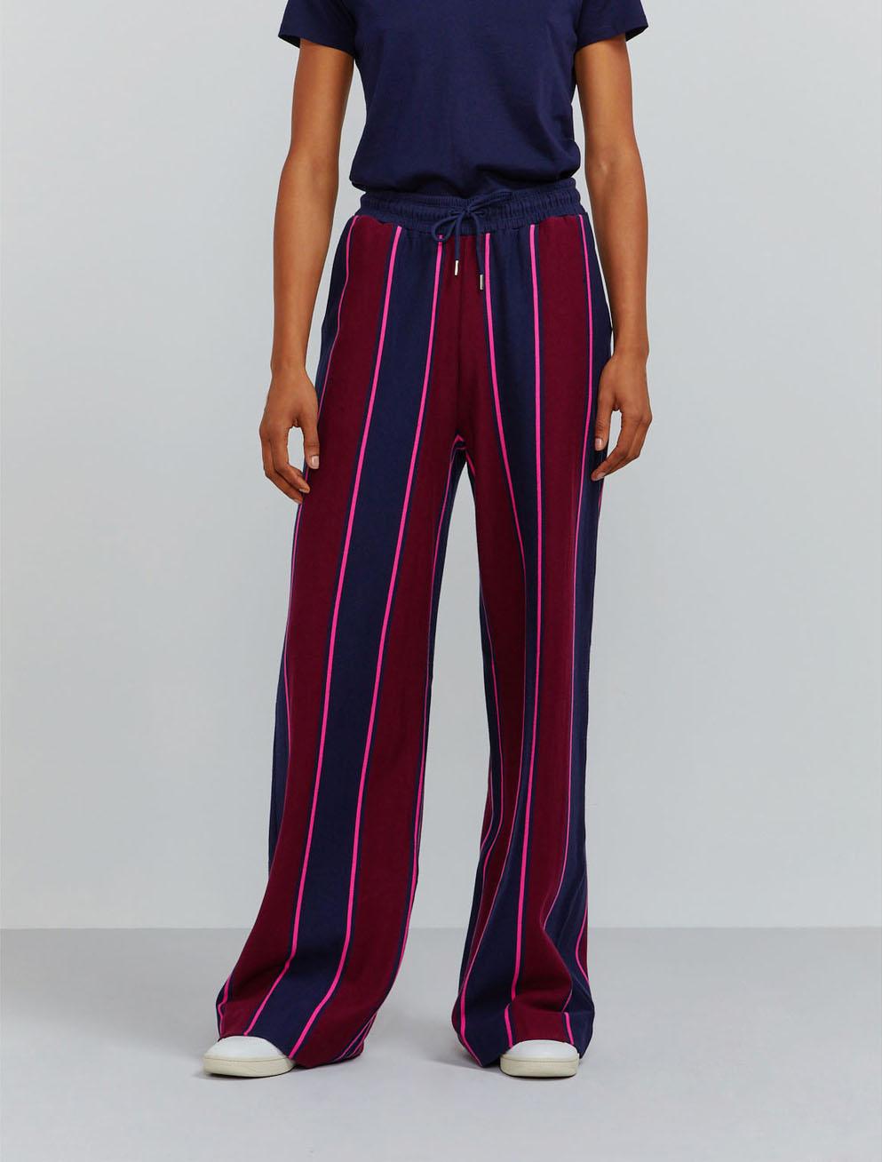 1e7ed64ab0c7 Organic cotton pyjama stripe sweatpants  Organic cotton pyjama stripe  sweatpants ...