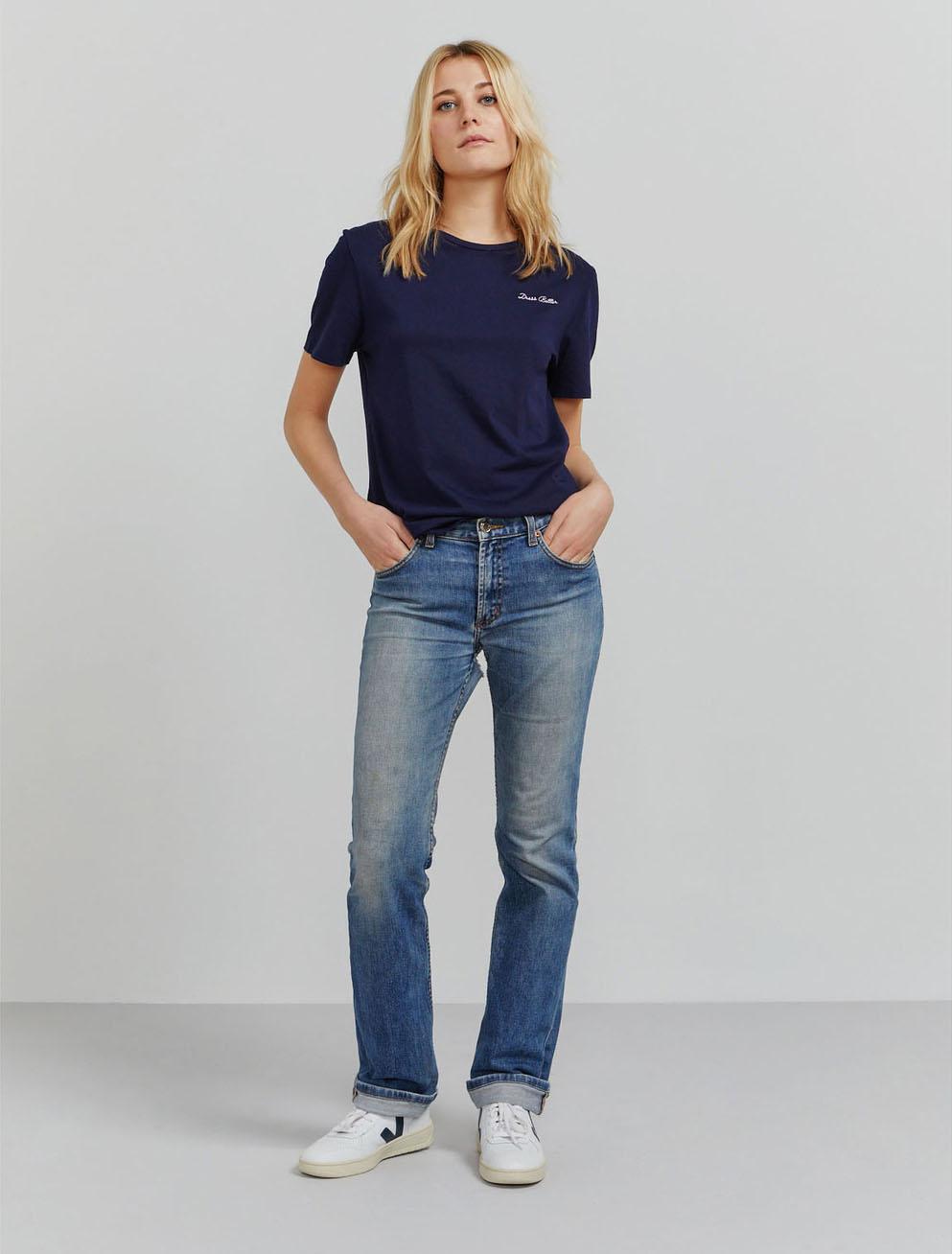 Organic cotton Dress Better T-shirt