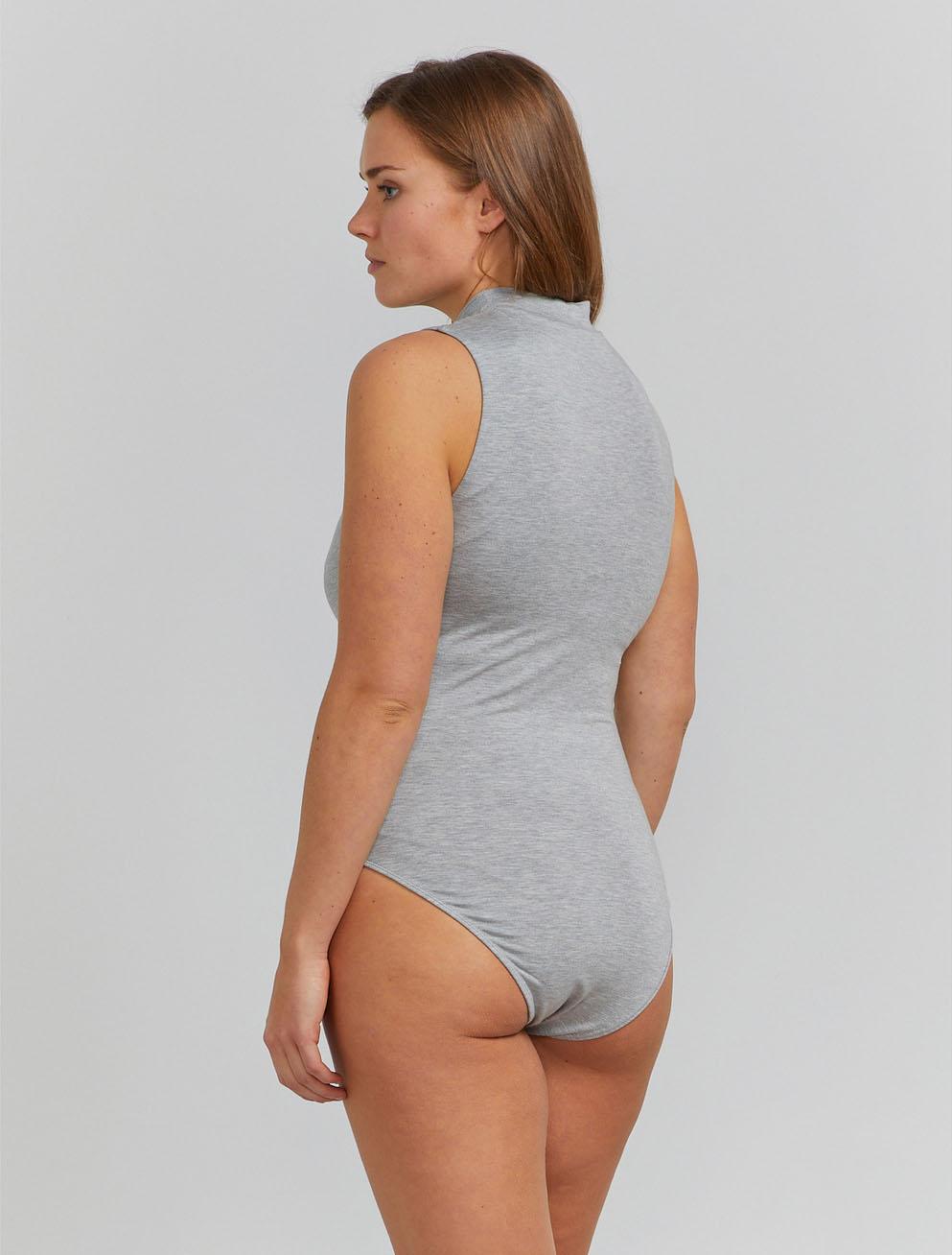 Rita turtleneck bodysuit