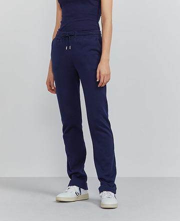 Straight leg sweatpants
