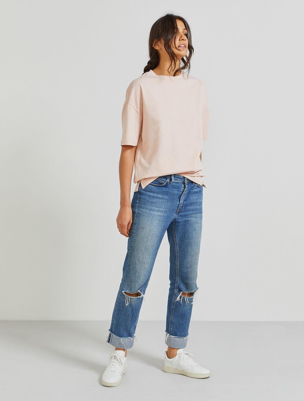 short-sleeve T shirt